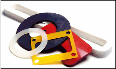 polyurethane seals and custom molding