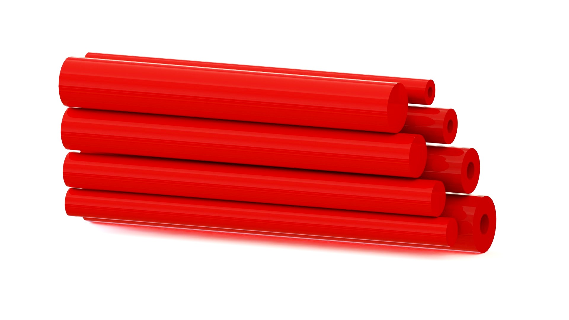Polyurethane Rods and Tubes
